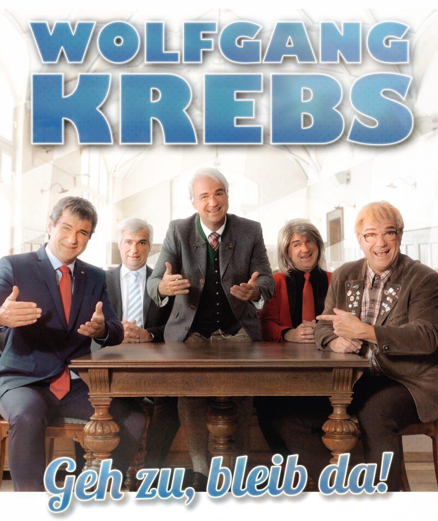 Wolfgang Krebs - Geh zu Bleib Da!